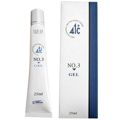 41度C NO.3 可溶性胶原蛋白修护凝胶 买大送小 25ml 5ml (母亲节特惠组至5/20)