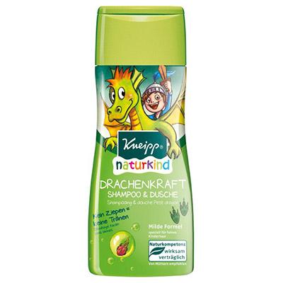 Kneipp克奈圃 儿童威力龙魔法精油洗发沐浴乳 200ml