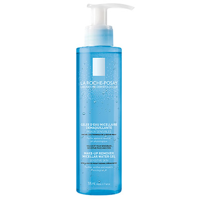 理膚寶水 舒緩保濕卸妝水凝膠