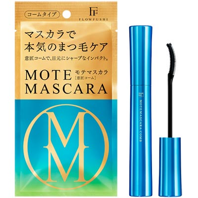 MOTE MASCARA 濃密纖長修護睫毛膏