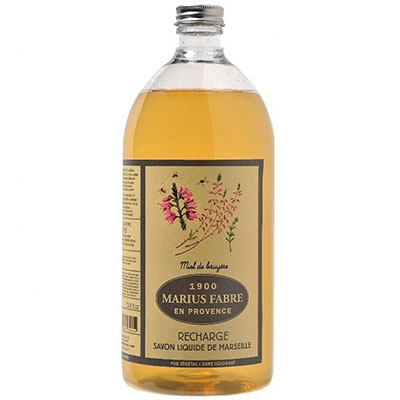Marius Fabre 法鉑天然草本蜂蜜液體皂 1000ml