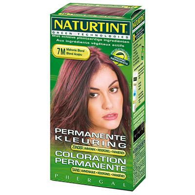 NATURTINT 赫本染髮劑-7M金赤褐色