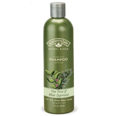 天然之扉 綠翡翠有機茶樹舒緩洗髮精