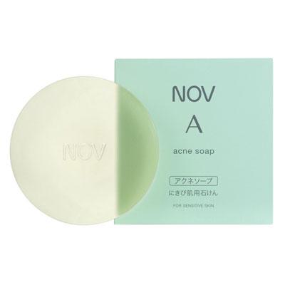 NOV娜芙 青春乳霜皂 70g(缺貨)