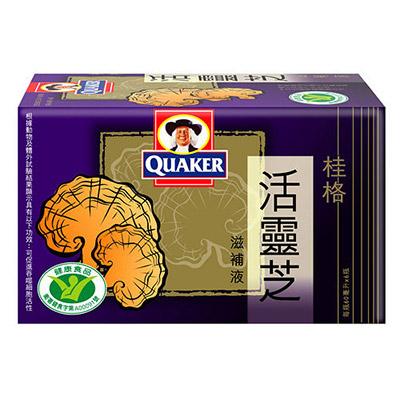 桂格 活灵芝滋补液(6瓶/盒,共2盒)
