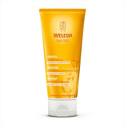 WELEDA薇蕾德 燕麥極致修護潤髮乳 200ml(原名:薇莉達)