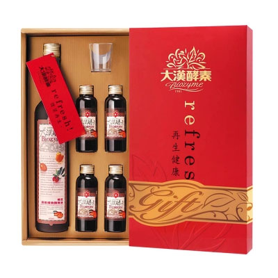 大漢酵素 彩色人生(2)禮盒