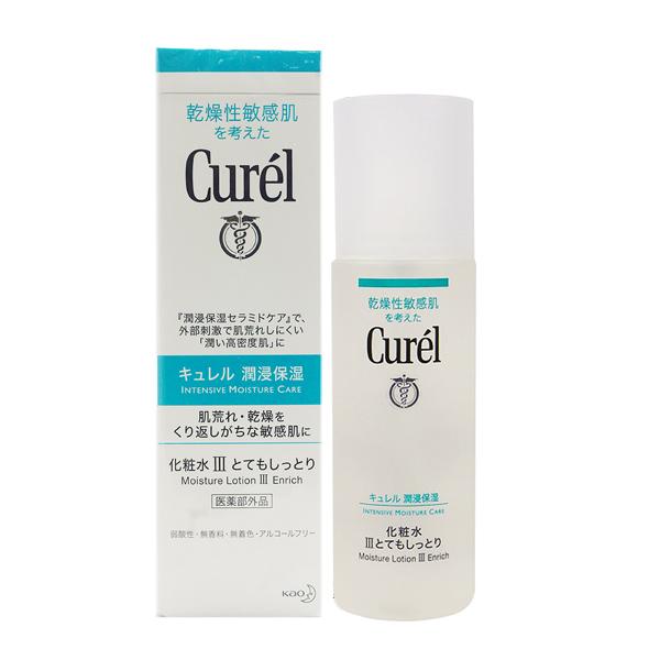 Curel珂潤 潤浸保濕化粧水Ⅲ(潤澤型)