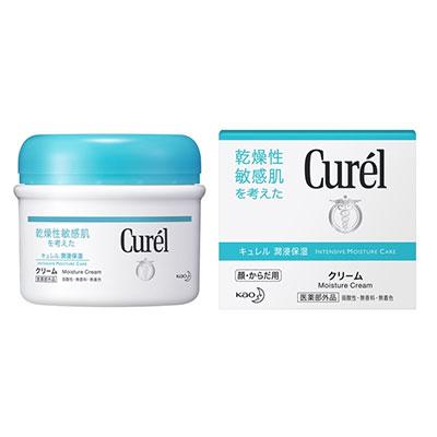Curel珂潤 保濕深層乳霜90g-身臉用